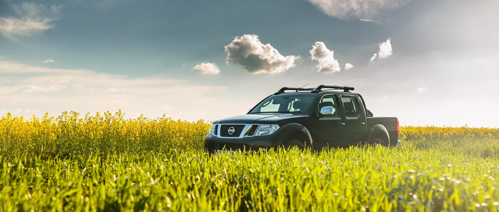 Drive Test Nissan Navara – 2.5 dCi Double Cab