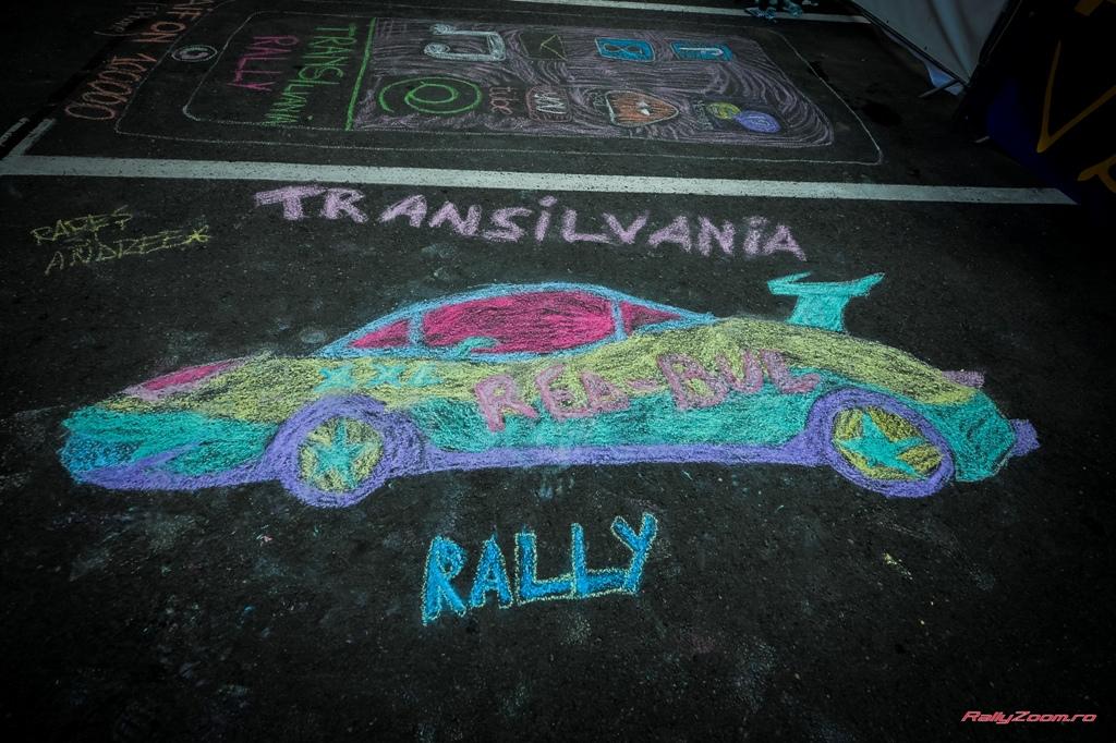 100% spectacol pentru fani la Transilvania Rally 2014