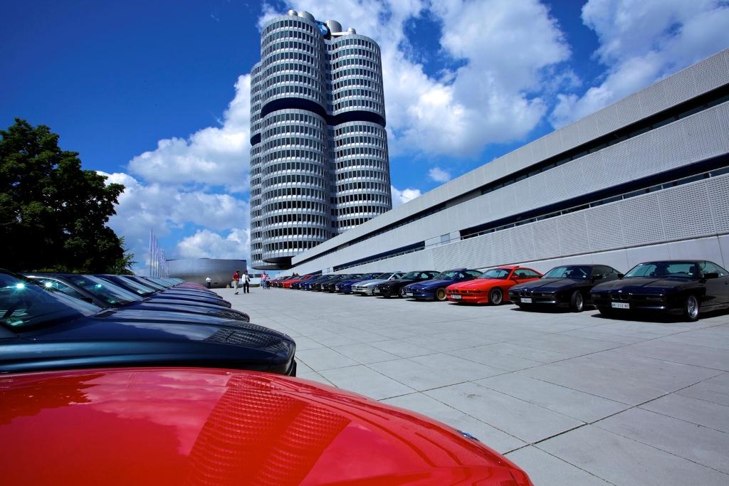 25 de ani de BMW Seria 8