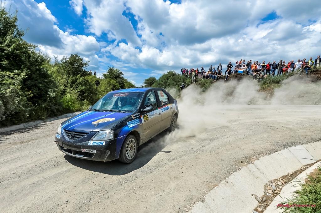 Transilvania Rally 2014, un mix perfect de ghinioane şi voie bună pentru Bogdan Talaşman