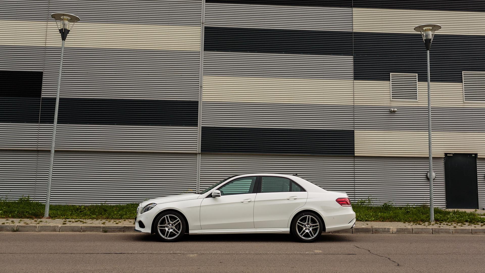 Drive test Mercedes-Benz E Class – 250 CDI – 4Matic