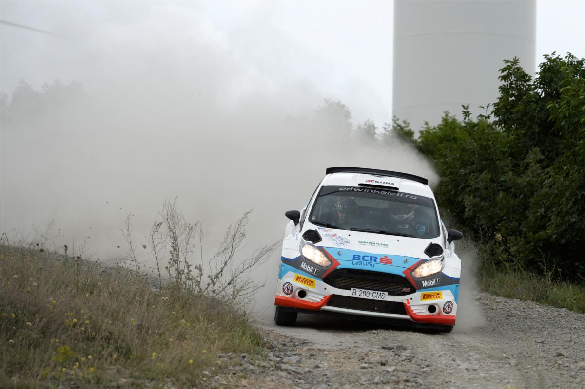 BCR Leasing Rally Team va face spectacol la Cluj