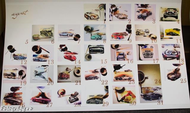 """Povestea Aquarelief – The Morning Coffee """"Cars fueled with coffee"""""""