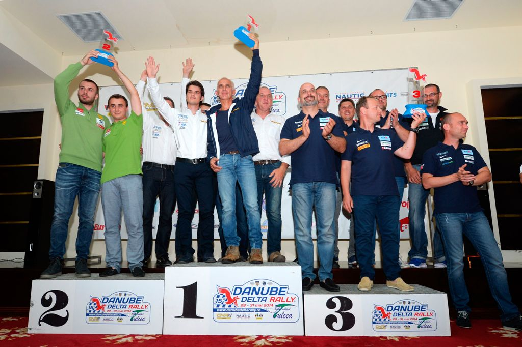 Un raliu extrem de solicitant  pentru BCR Leasing Rally Team