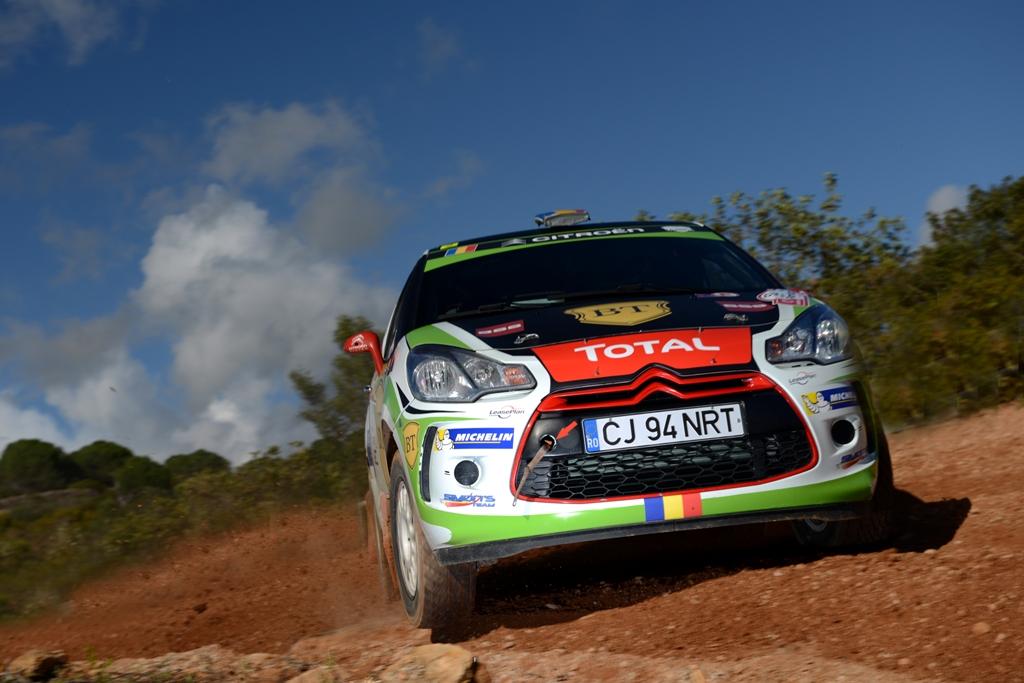 Simone Tempestini e pregatit sa infrunte juniorii din WRC