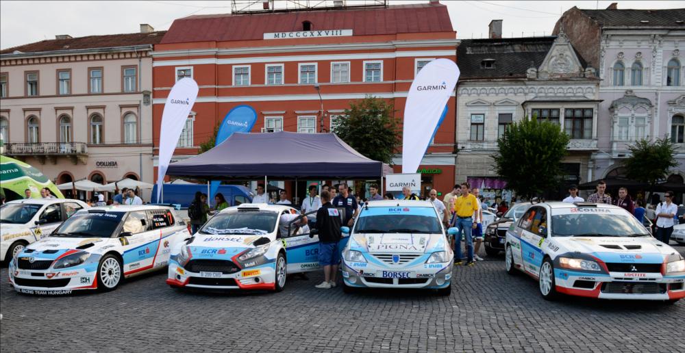 Un raliu strategic pentru BCR Leasing Rally Team