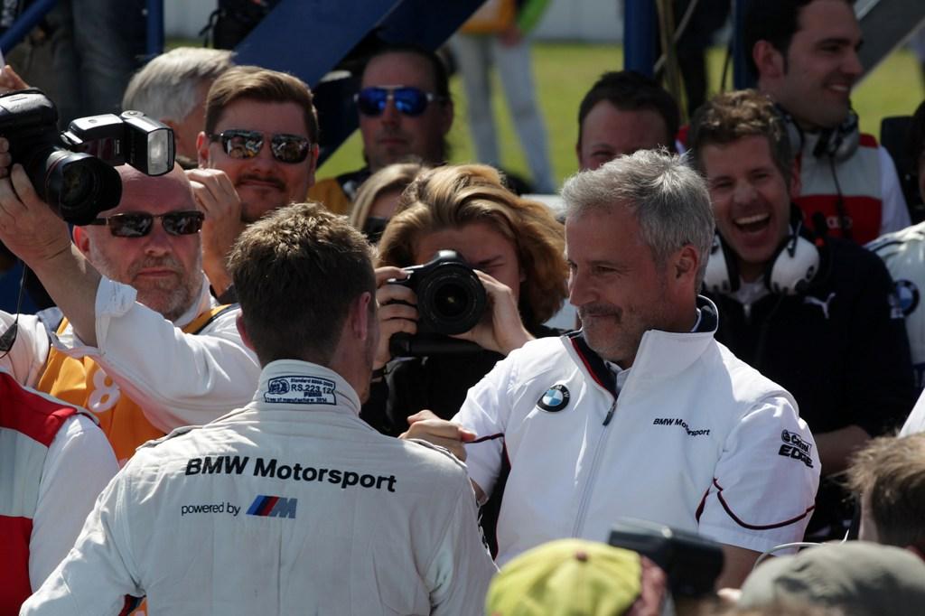 Jens Marquardt vorbeste despre noul BMW M4 DTM