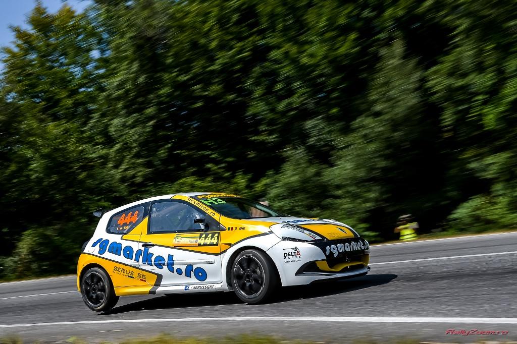 Schimbari de bun augur si podiumuri la Trofeul Teliu pentru SERUS SG Racing Team