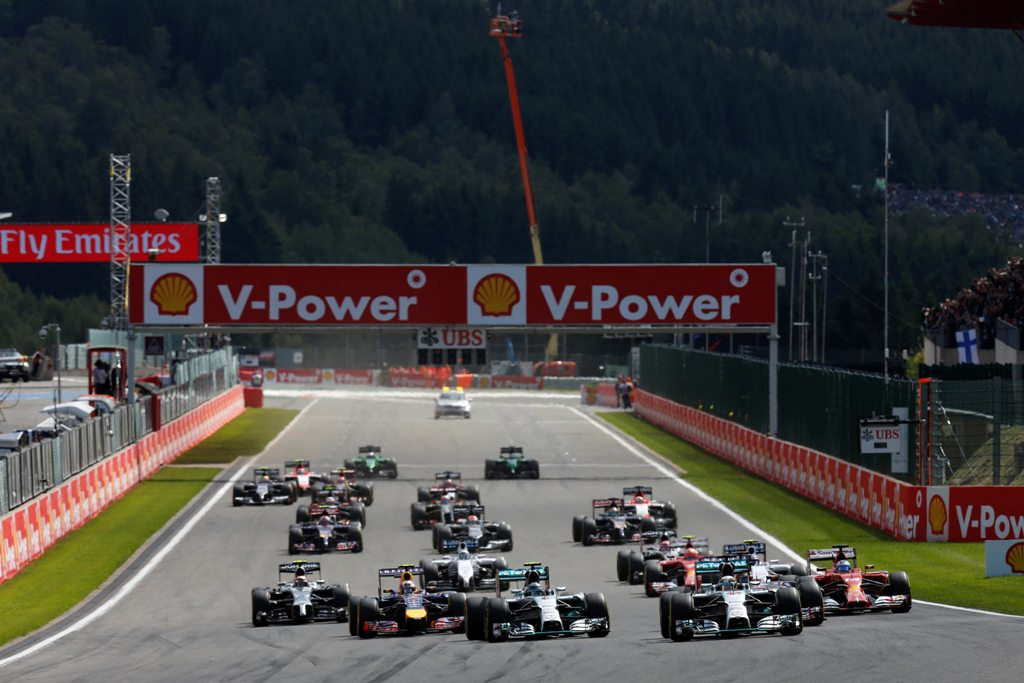 A doua victorie consecutiva pentru Daniel Ricciardo