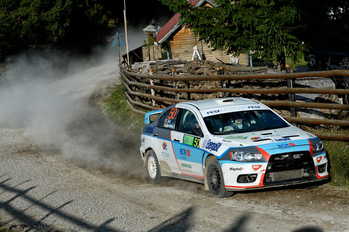 BCR Leasing Rally Team este vicecampioană în 2014!
