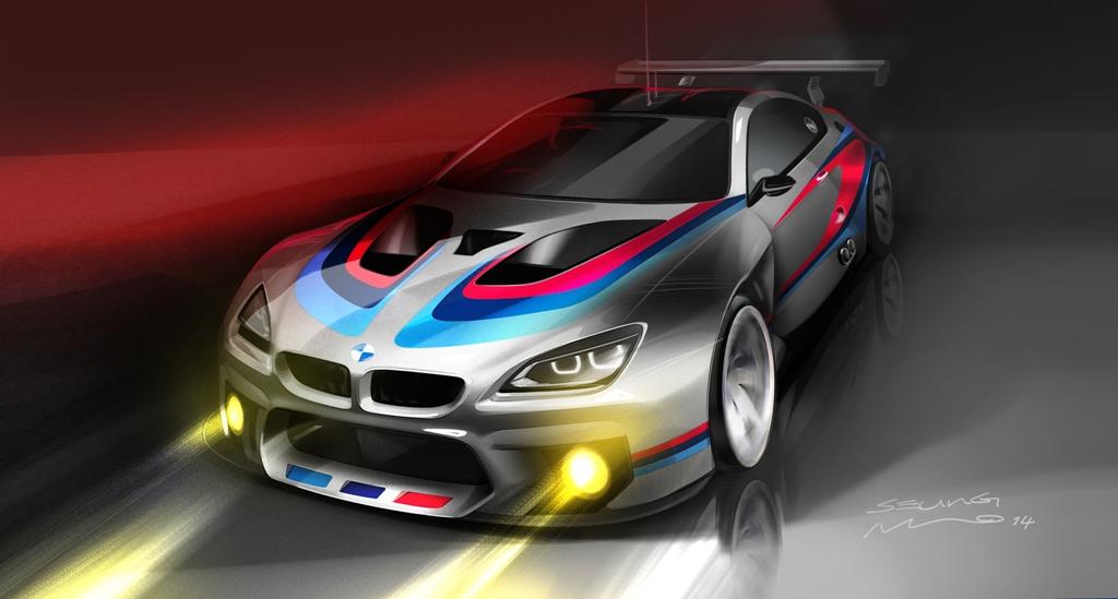 BMW Motorsport dezvoltă BMW M6 GT3 pentru sezonul 2016