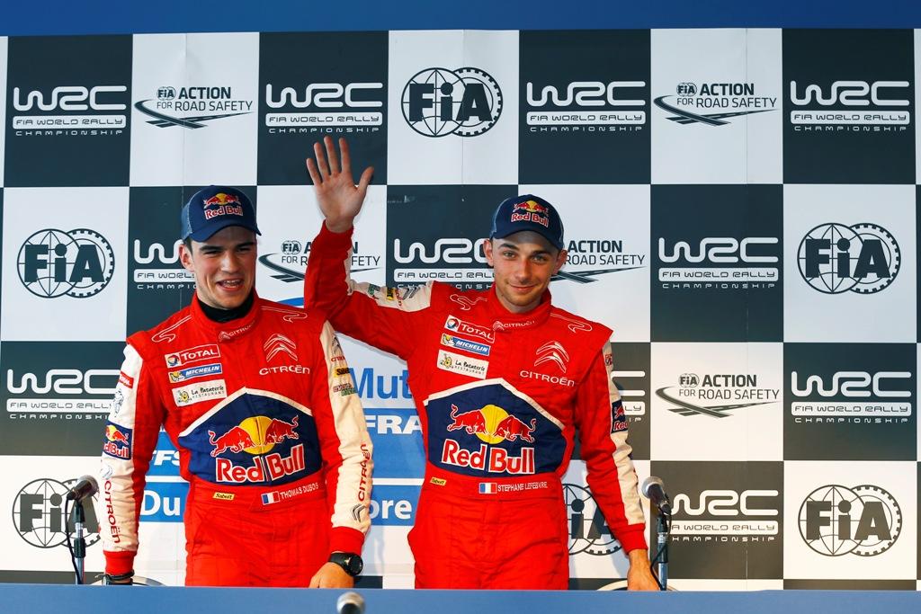Stéphane Lefebvre este noul campion Junior WRC