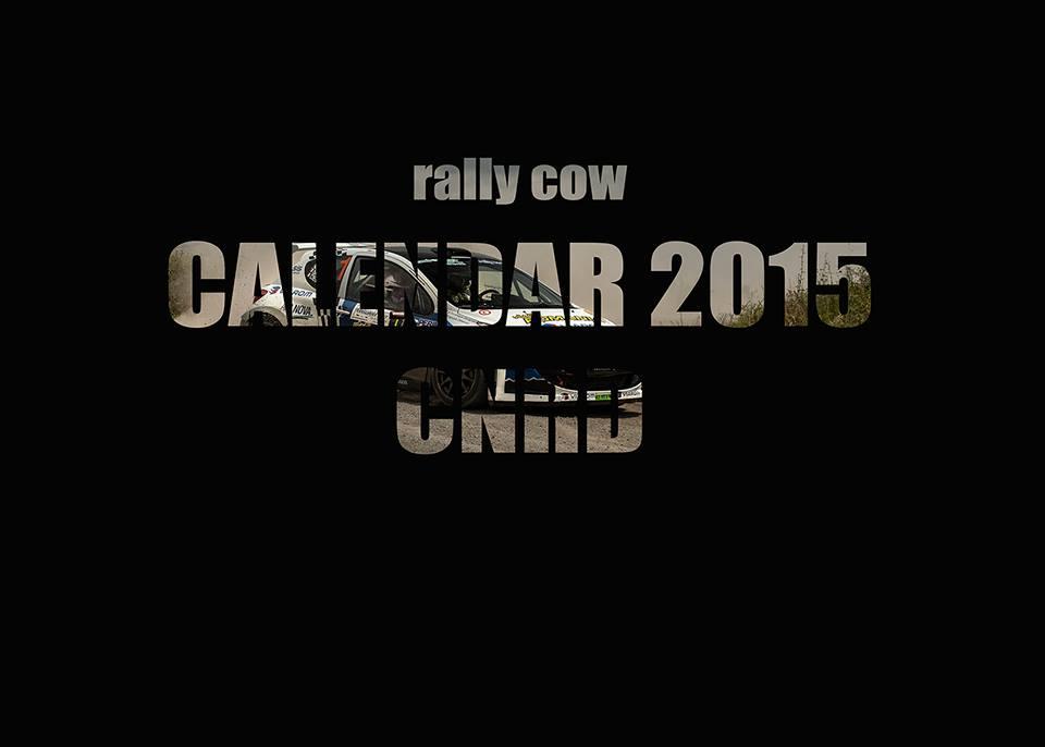 Calendar CNR 2015 by Rally Cow