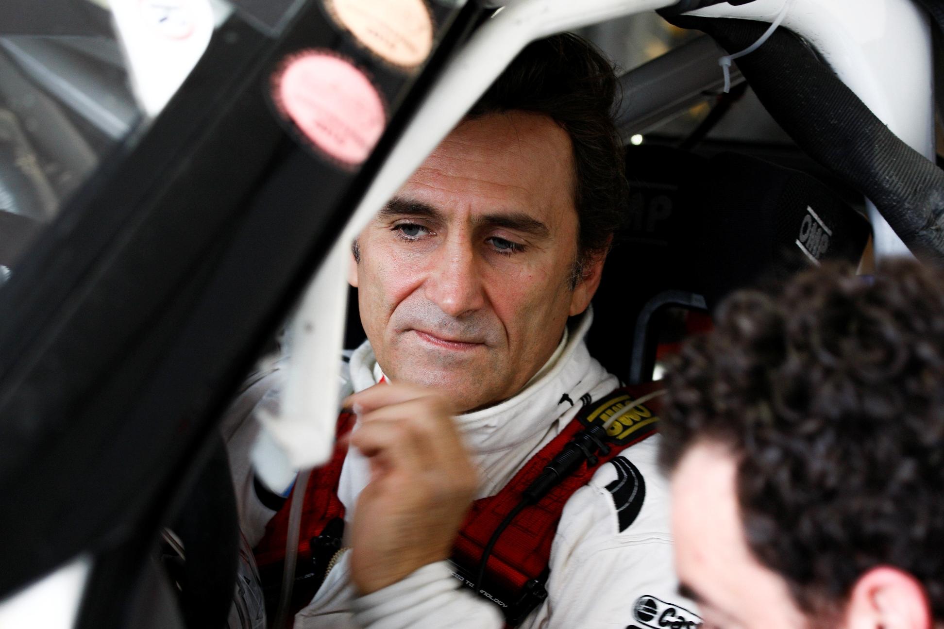 Punct final in primul sezon Blancpain Sprint Series pentru Alessandro Zanardi