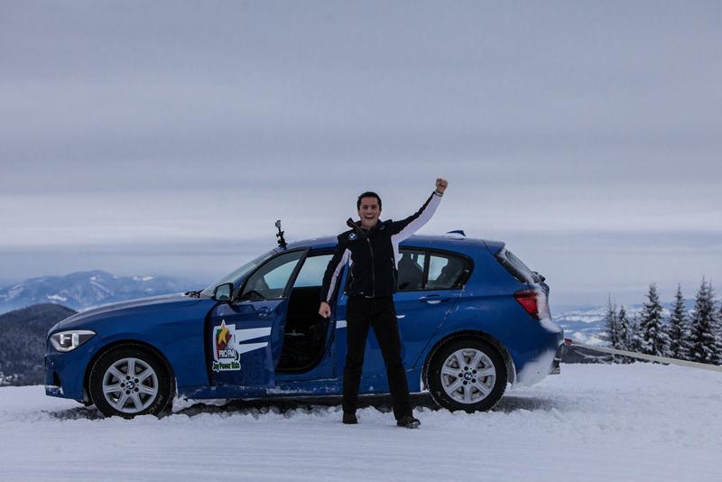Claudiu David prezintă oficial noile BMW X5 M şi X6 M