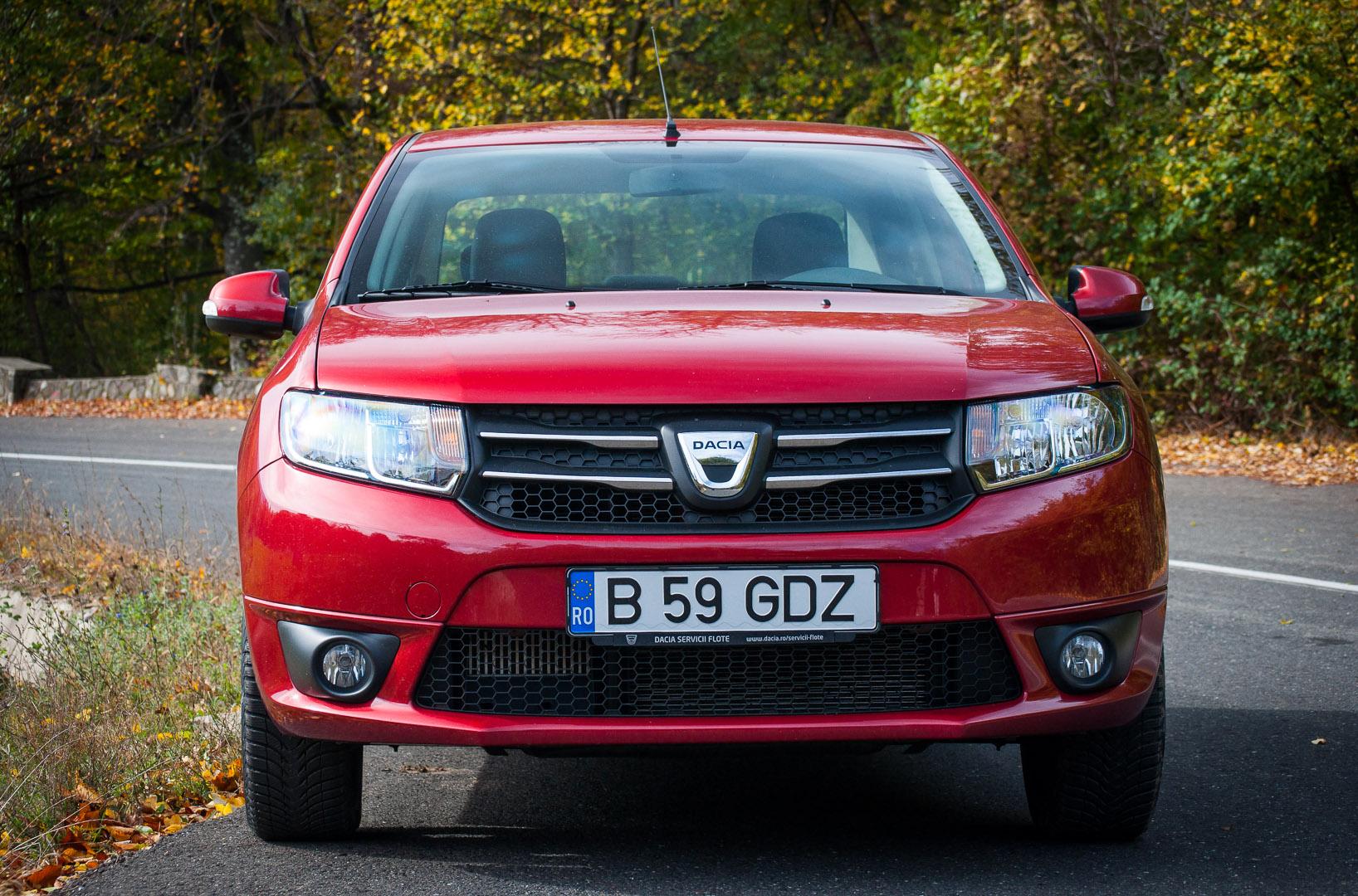 Drive test Dacia Logan 10 ani
