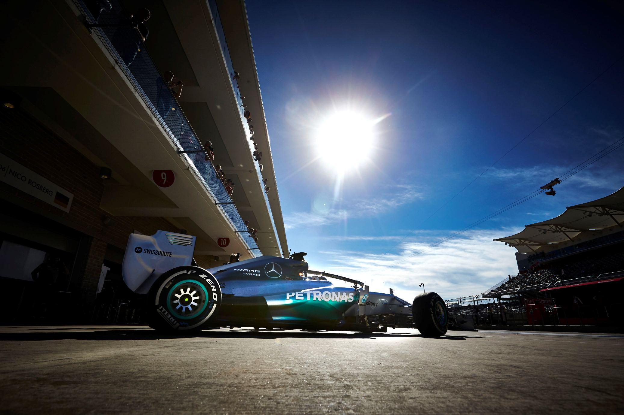Lewis Hamilton a castigat Marele Premiu al Statelor Unite 2014