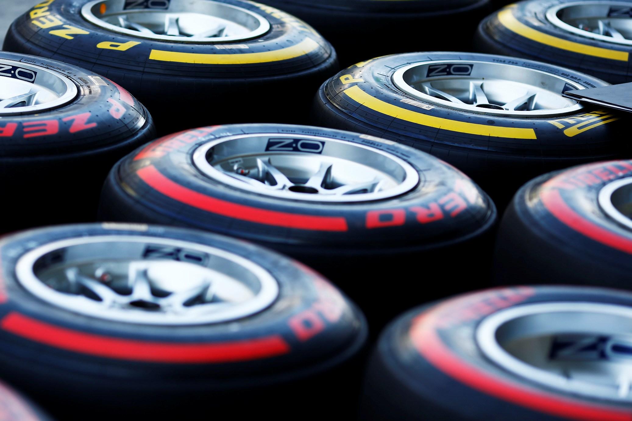 6000 km de teste pentru pneurile Pirelli