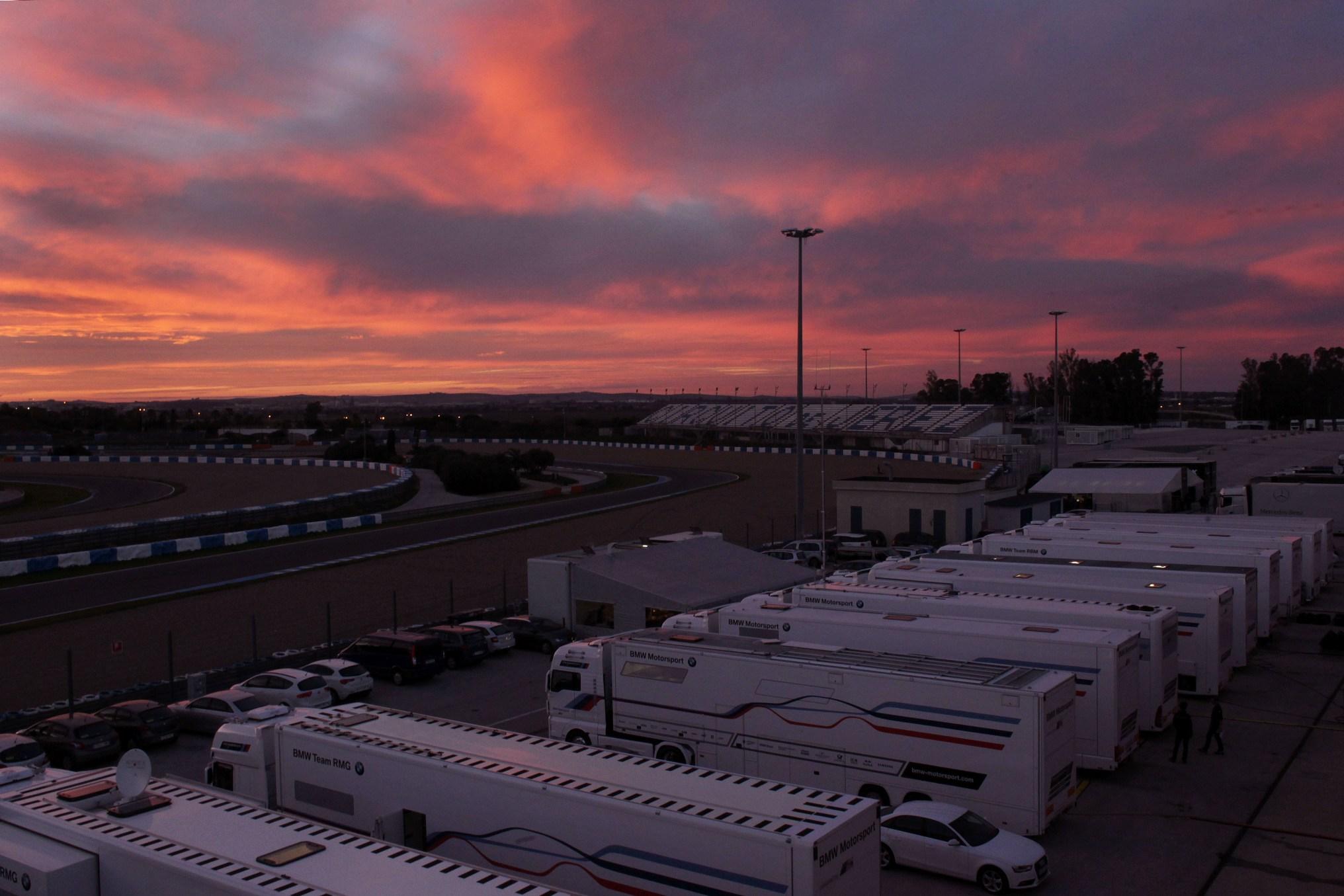 S-au incheiat testele DTM de la Jerez