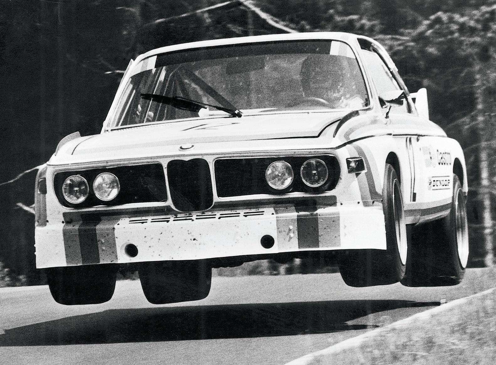 BMW 3.0 CSL – un automobil de legendă, o aniversare de 40 de ani