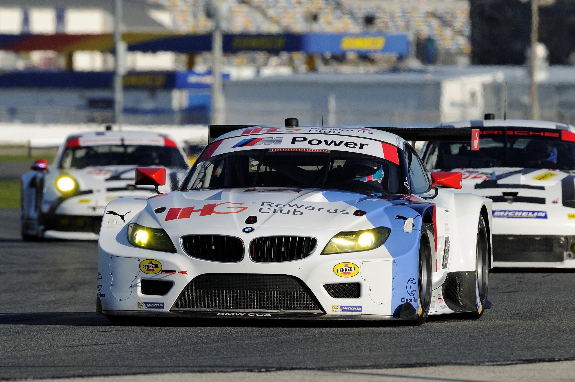 BMW Team RLL lansează campania 2015 din IMSA USCC la Daytona – 40 de ani de tradiţie