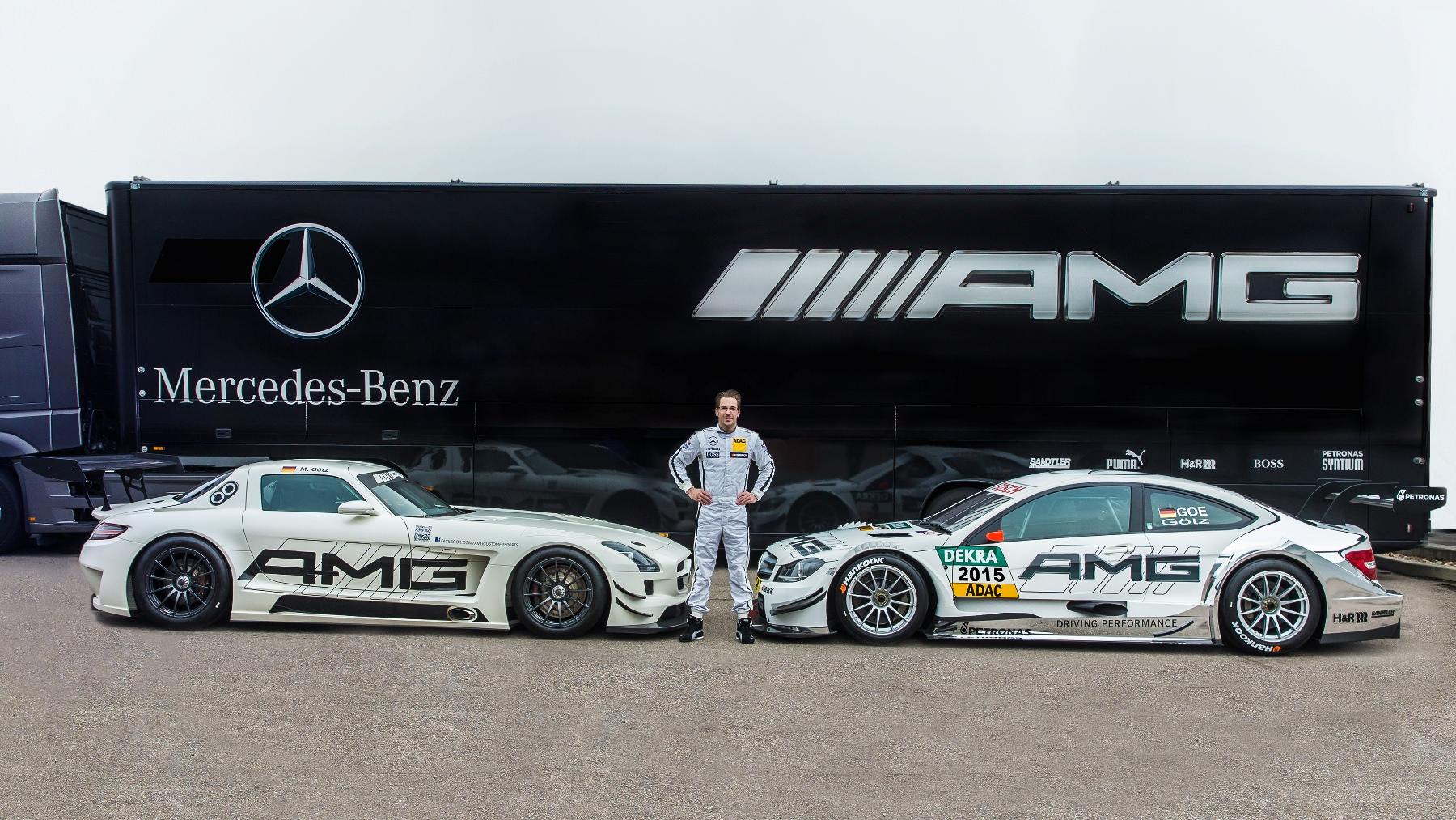 Maximilian Götz, campionul Blancpain Sprint Series, vine in DTM