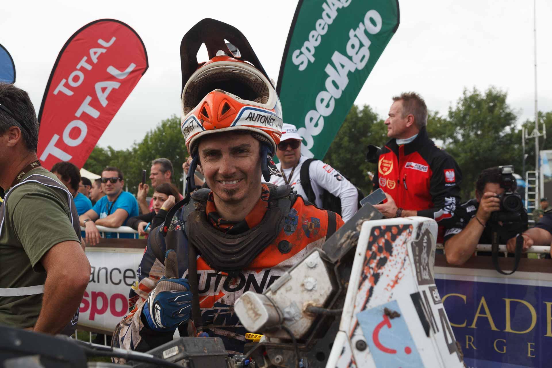 Emanuel Gyenes a obținut cea de a doua victorie in Dakar