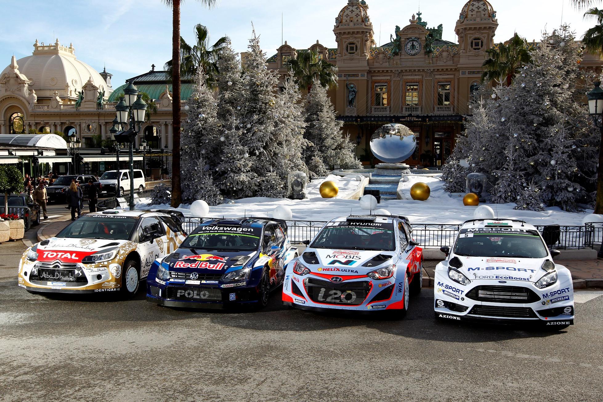 Raliul Monte-Carlo 2015 – Loeb conduce dupa prima zi