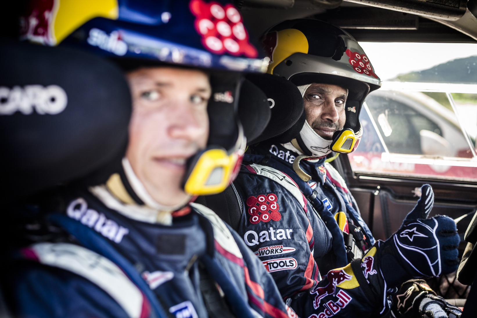Al doilea titlu Dakar pentru Nasser Al-Attiyah