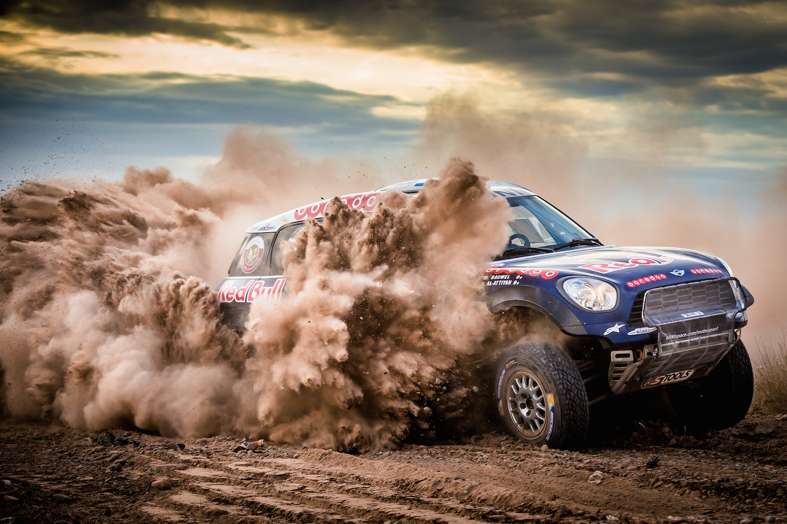 Orlando Terranova castiga a treia etapa din Raliul Dakar 2015