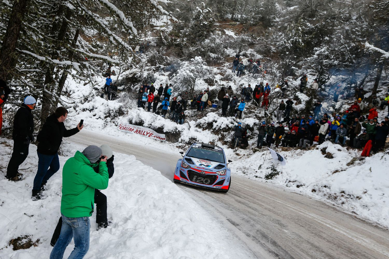 Raliul Monte-Carlo 2015 – VW acapareaza podiumul in ziua secunda