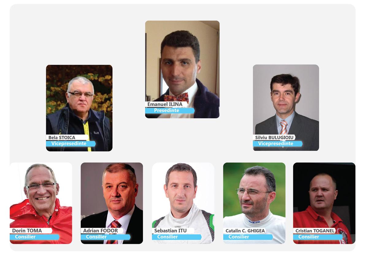 Candidatul Emanuel Ilina si-a desemnat echipa pentru alegerile FRAS