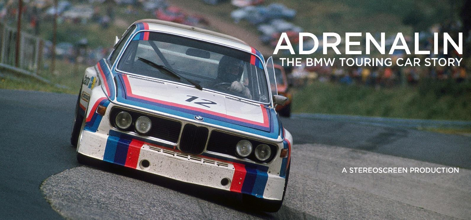 ADRENALIN – filmul documentar obligatoriu pentru fanii BMW Motorsport !
