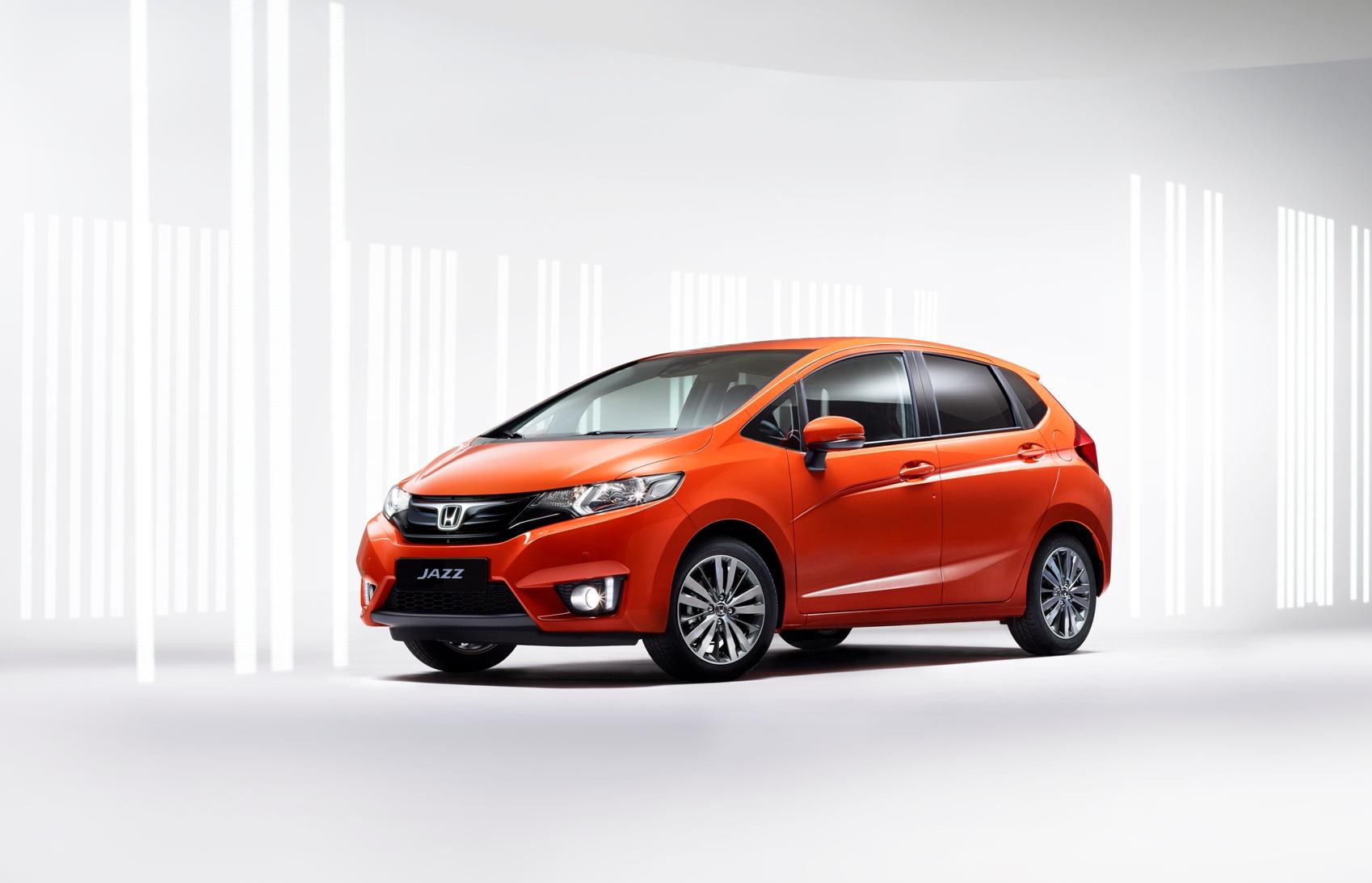 Honda Jazz a ajuns la a treia generatie