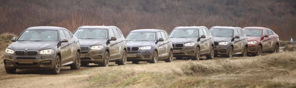 Experienta BMW xDrive care te face sa descoperi placerea offroad