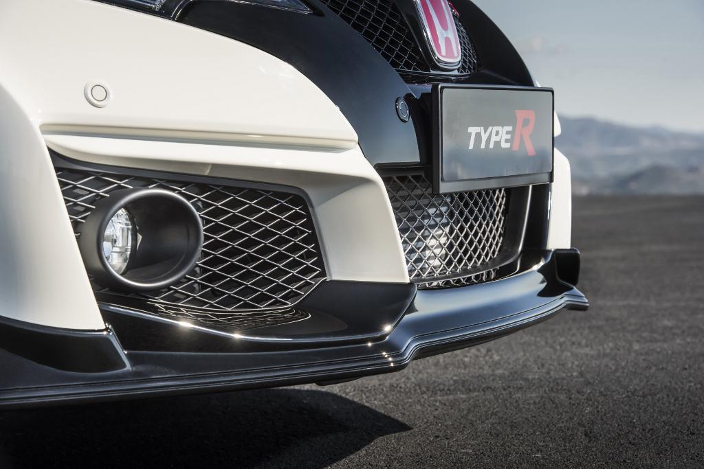 Pachet aerodinamic superior pentru noua Honda Civic Type-R