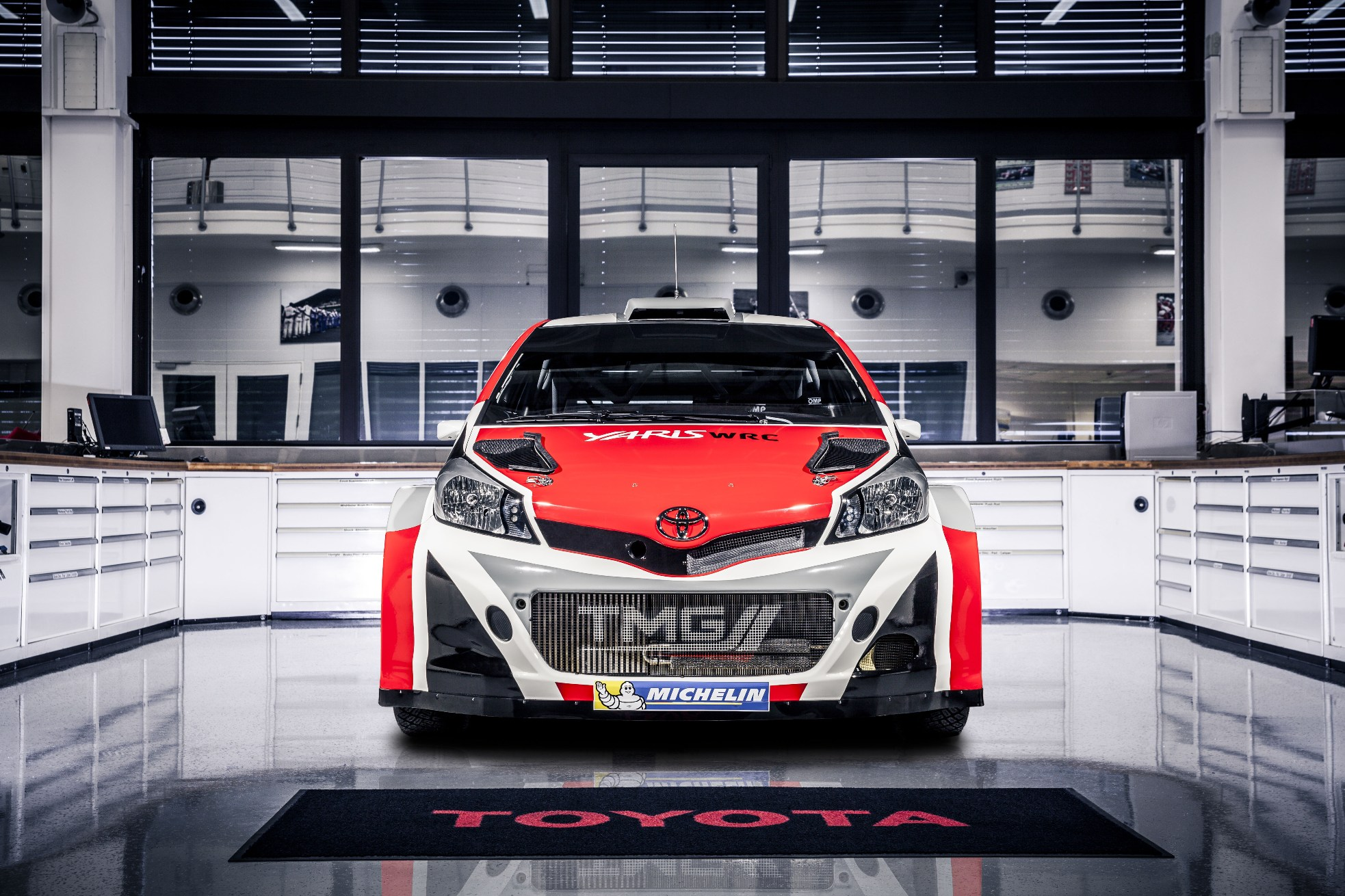 Toyota Yaris WRC – Galerie foto
