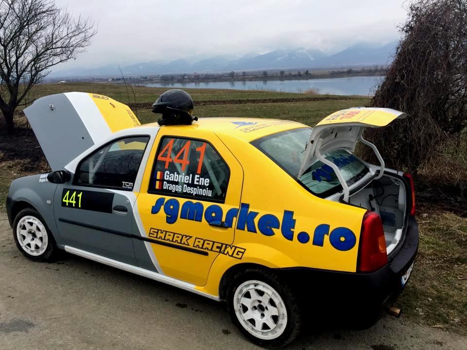 Debut pentru Gabriel Ene si Shark Racing