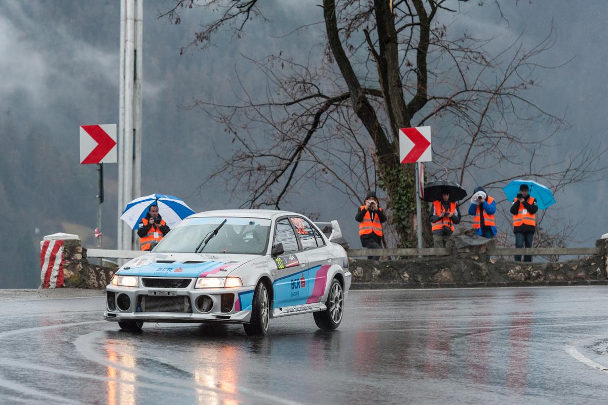 Locul II la Tess Rally 2015 pentru BCR Leasing Rally Team la Echipe
