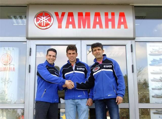 Yamaha Romania se implica in motocross-ul romanesc alaturi de Adrian Raduta
