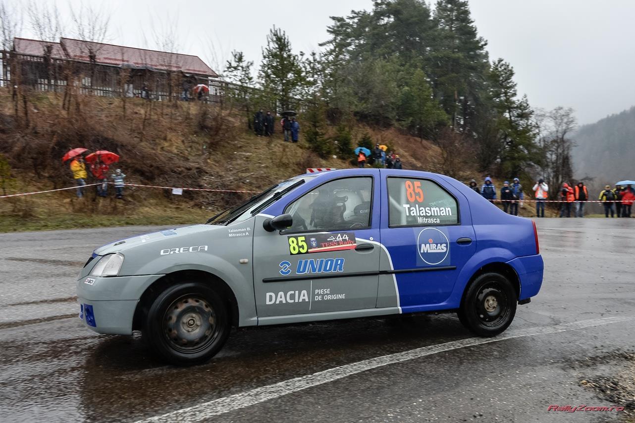 Bogdan Talasman incepe perfect sezonul 2015