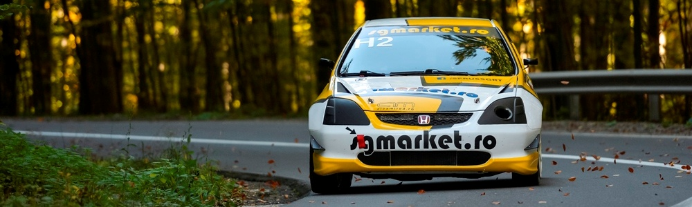 Shark Racing ataca Trofeul Rasnov