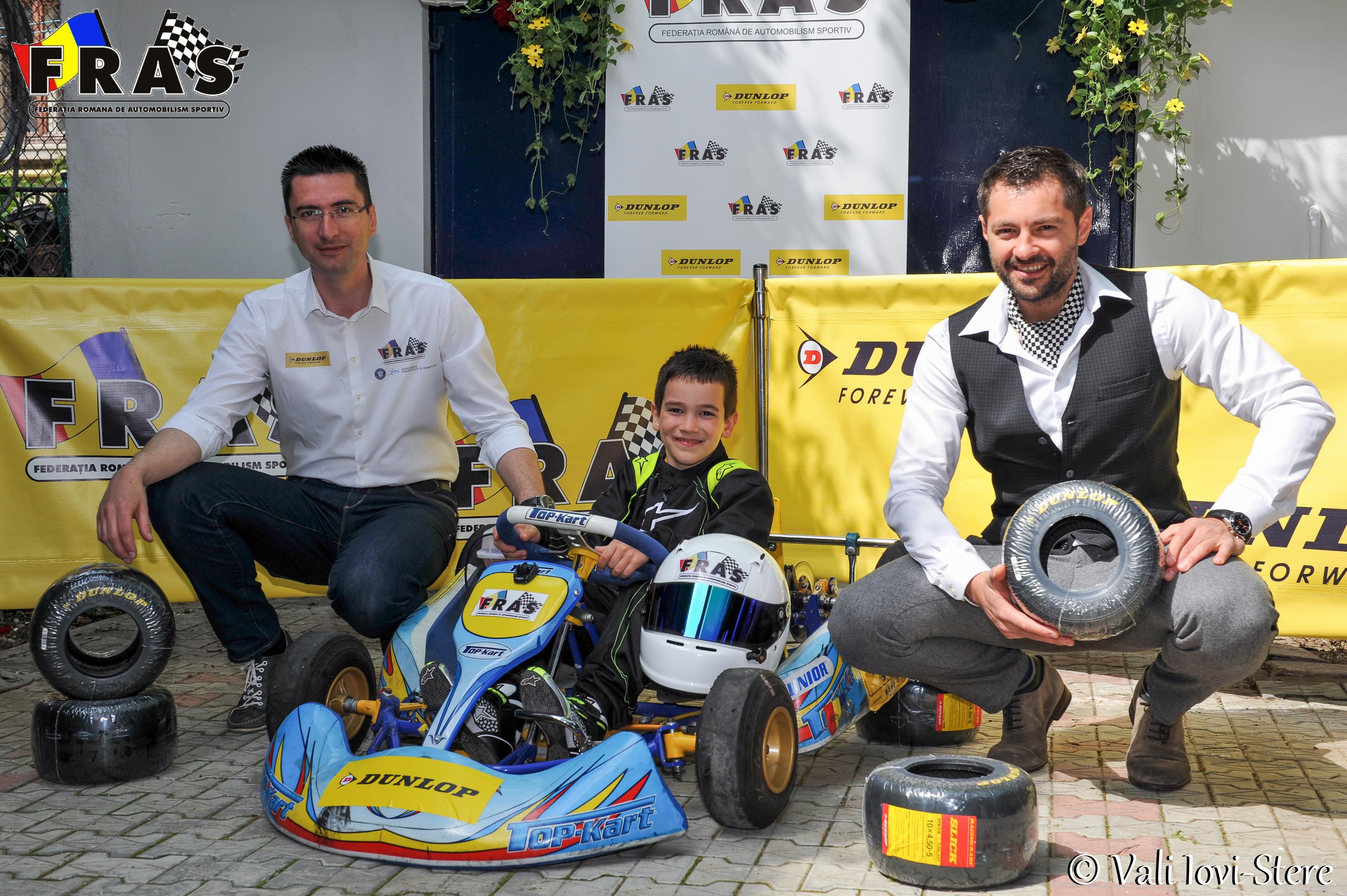 Lansare oficiala a Campionatului National de Karting la noul sediu FRAS