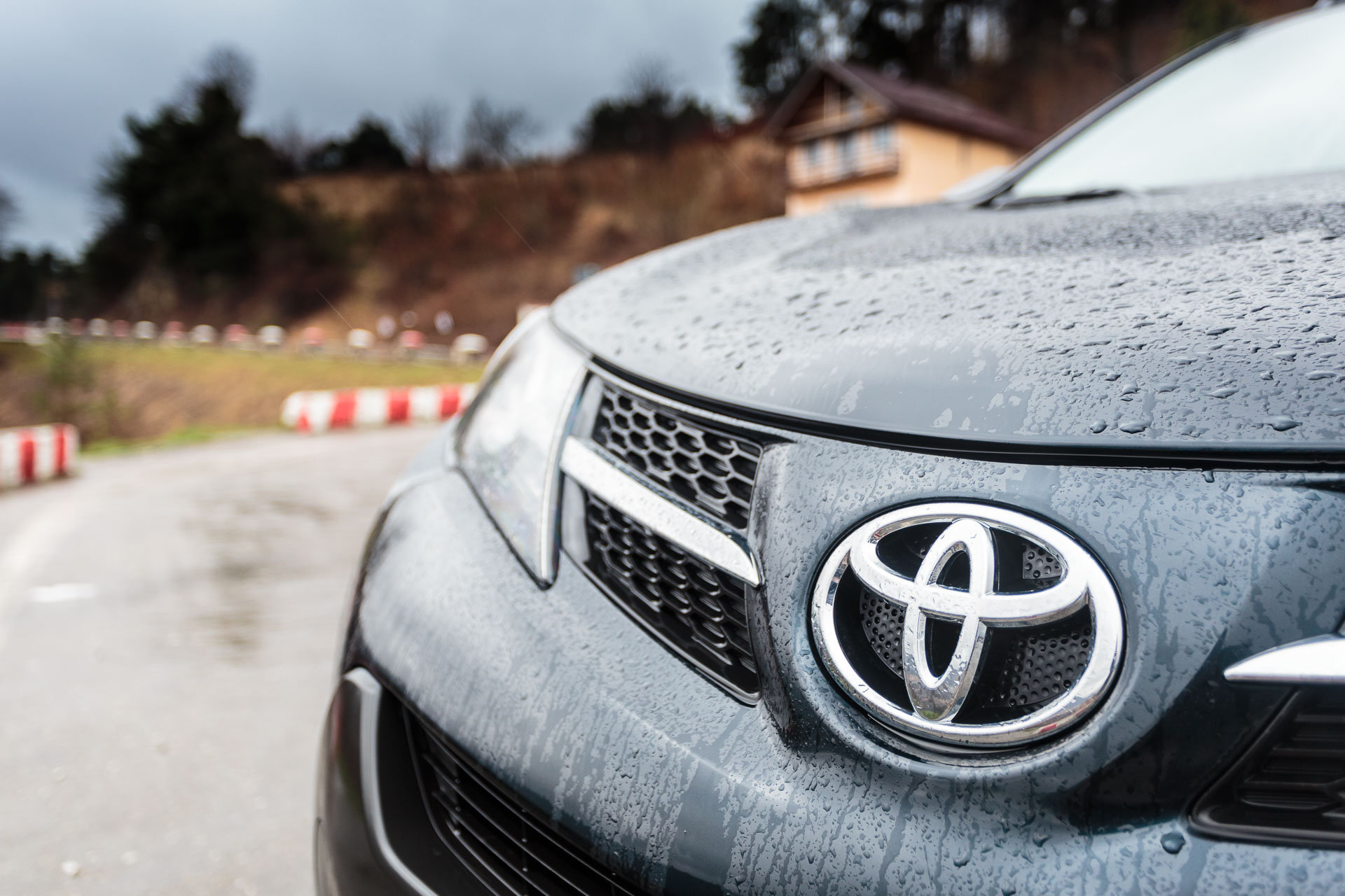 Drive test Toyota RAV4 2.2D-CAT 150CP AT6