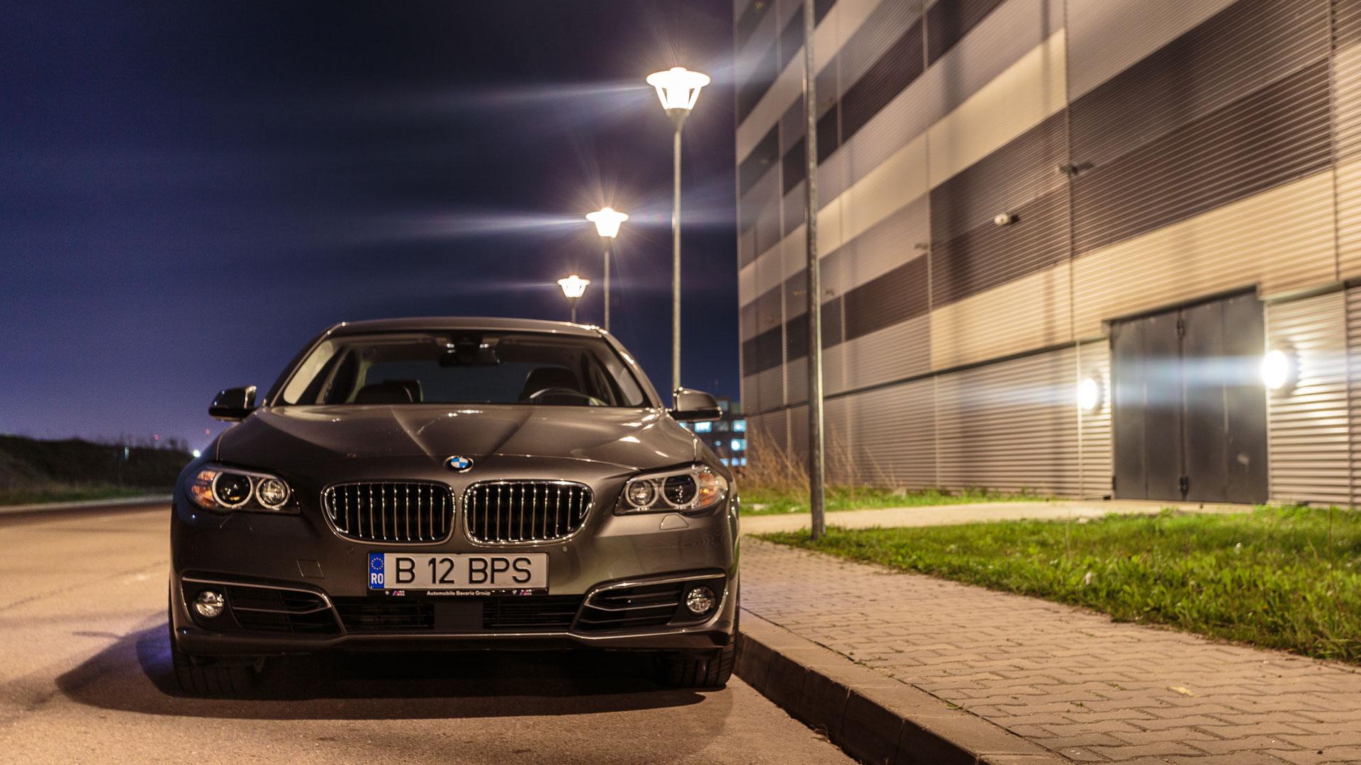 Drive test BMW 530d x-Drive Luxury Line