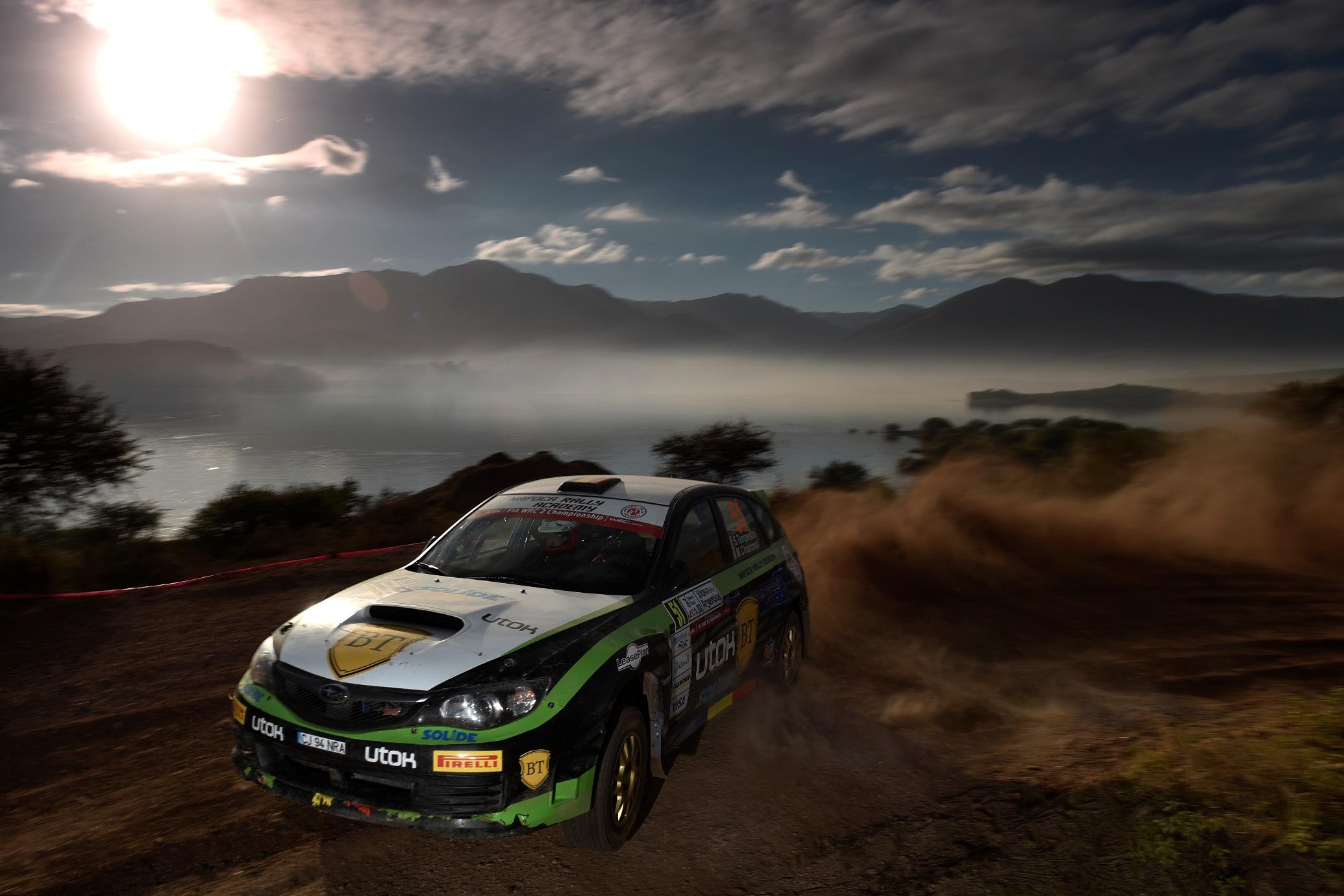 Simone Tempestini a pierdut prima poziție în Production Cup din WRC 2 în Raliul Argentinei, după verificările tehnice