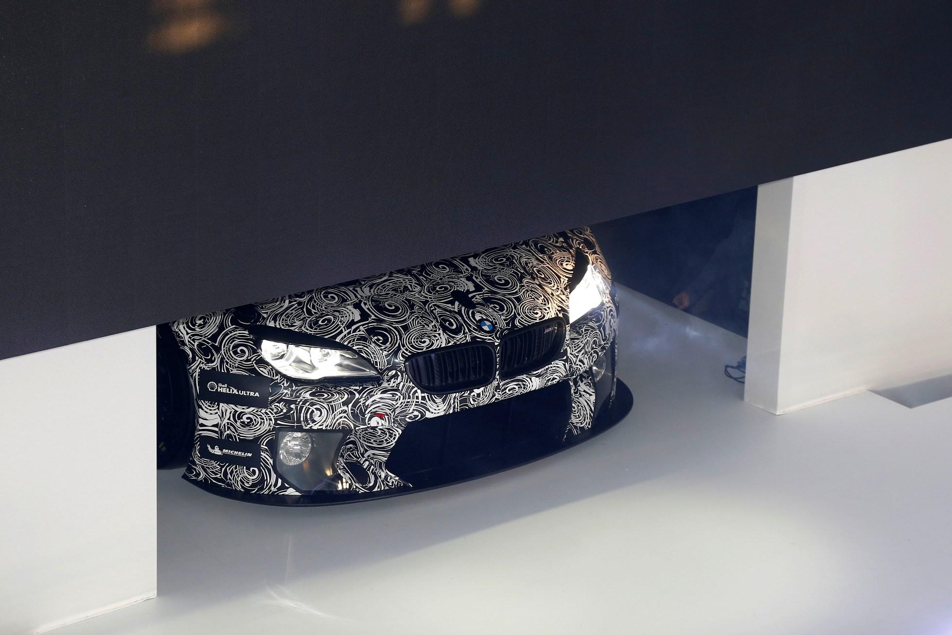 BMW M6 GT3 va debuta în competiţii din 2016