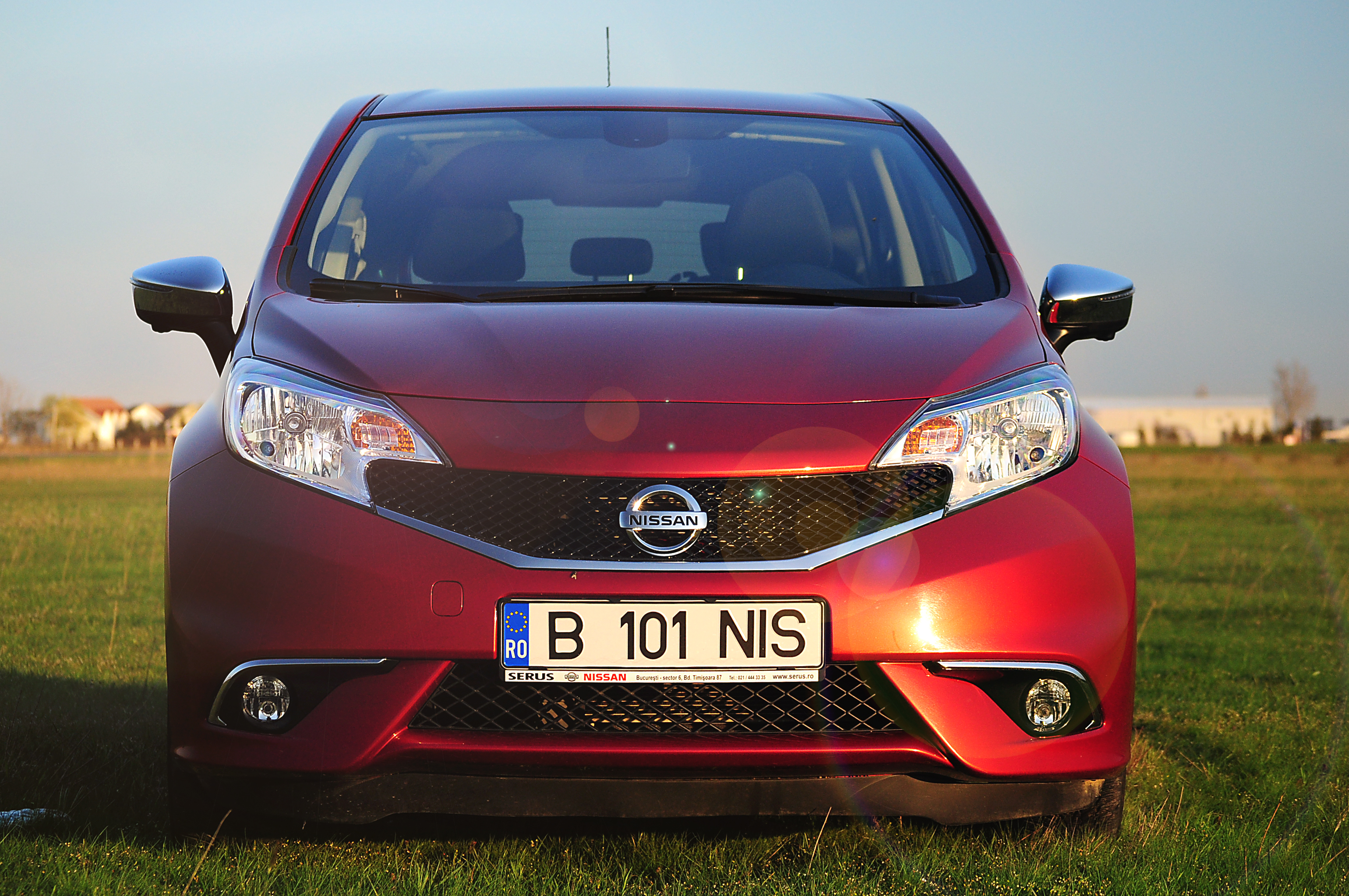 Drive Test Nissan Note – 1.2 – 98 CP – DIG-S – MT5