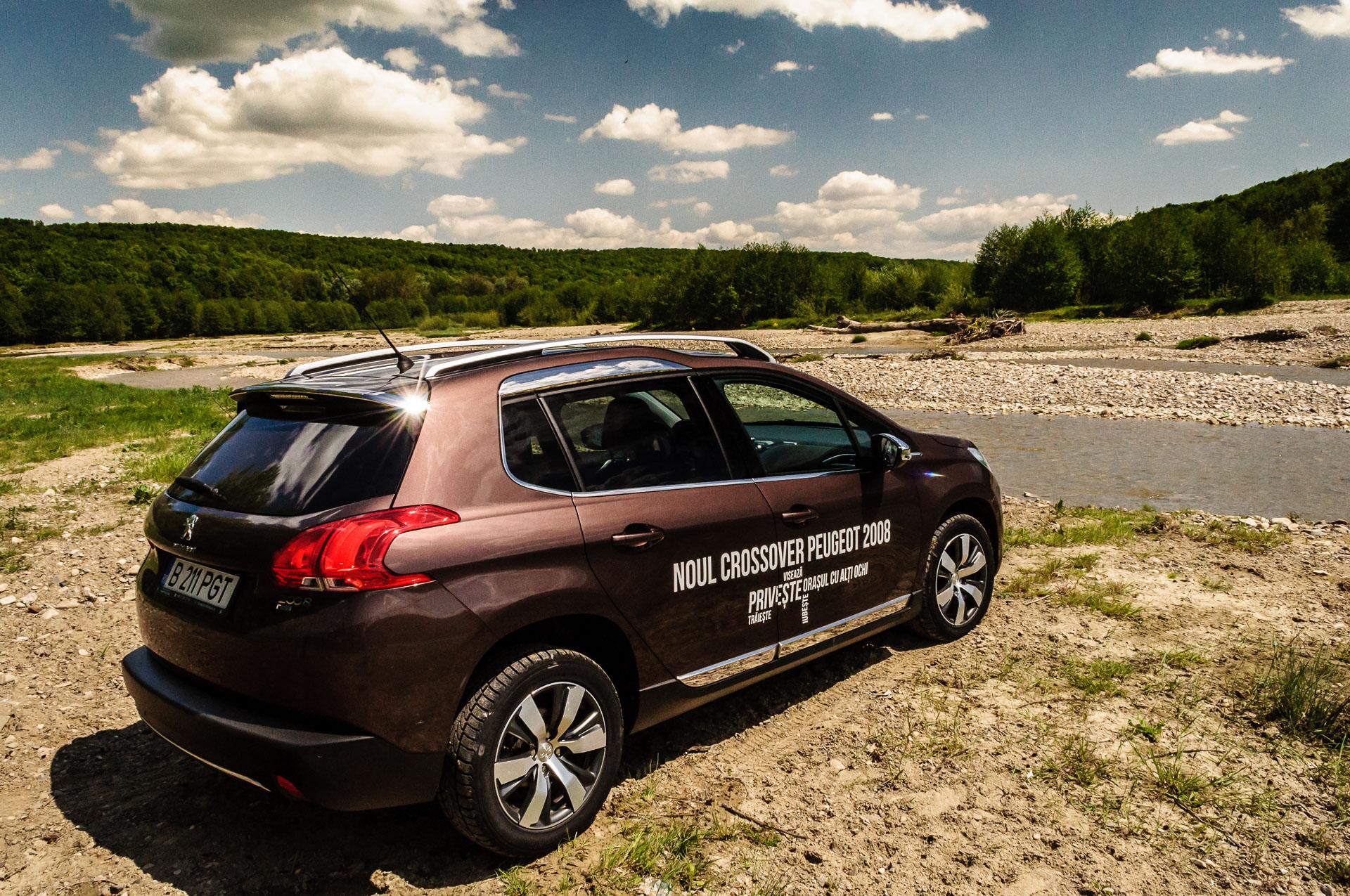 Drive Test Peugeot 2008 1.6 e-HDi 115cp
