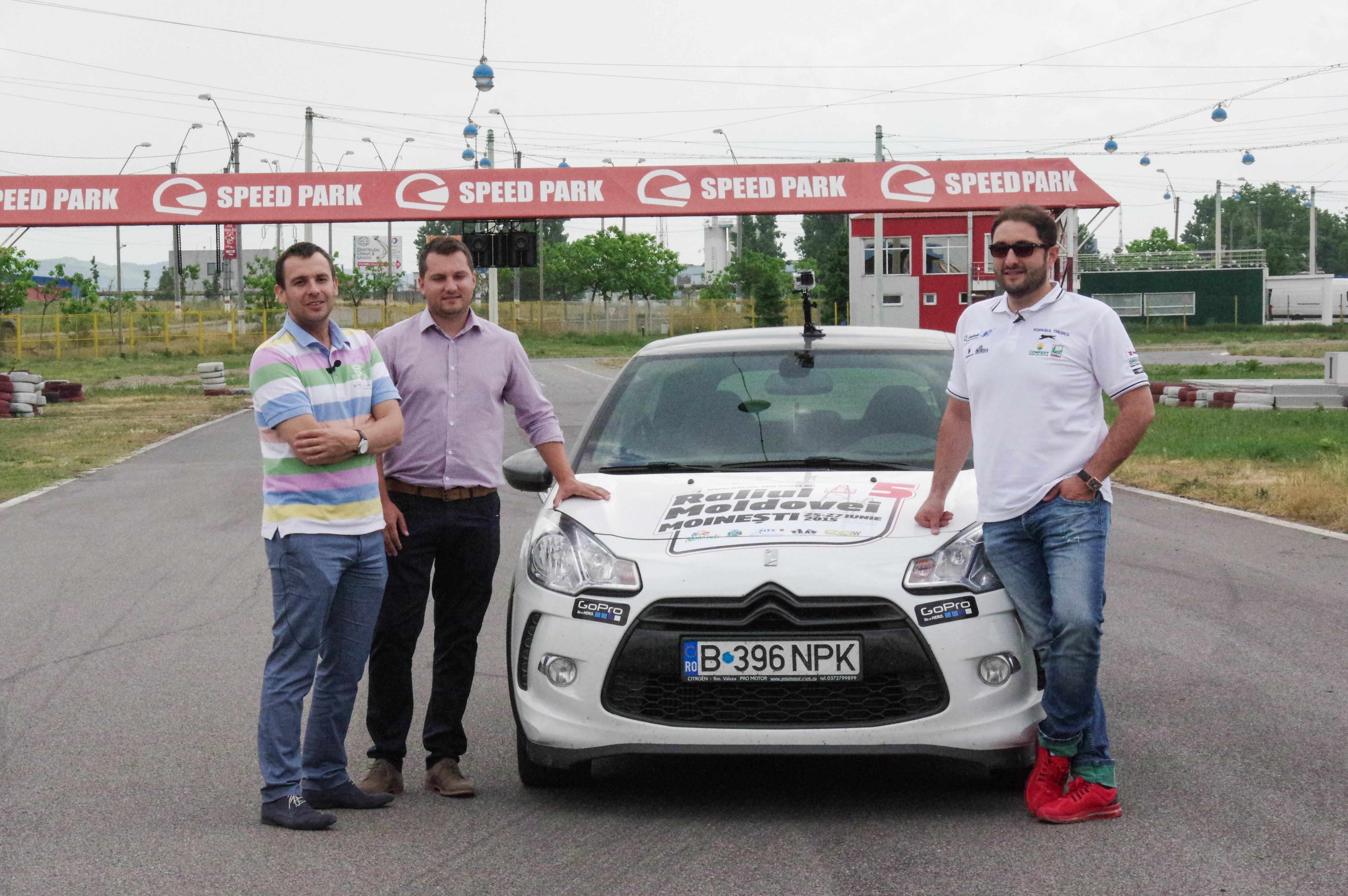 EST TV – Noul Partener al Raliului Moldovei Moinesti 2015